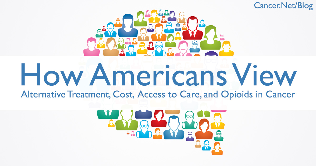 National Cancer Opinion Survey: What Americans Think About Cancer