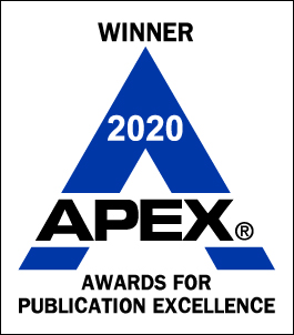 Winner 2020 APEX ® Awards for Publication Excellence