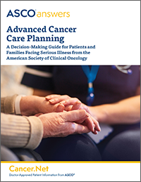 Advanced Cancer Care Planning