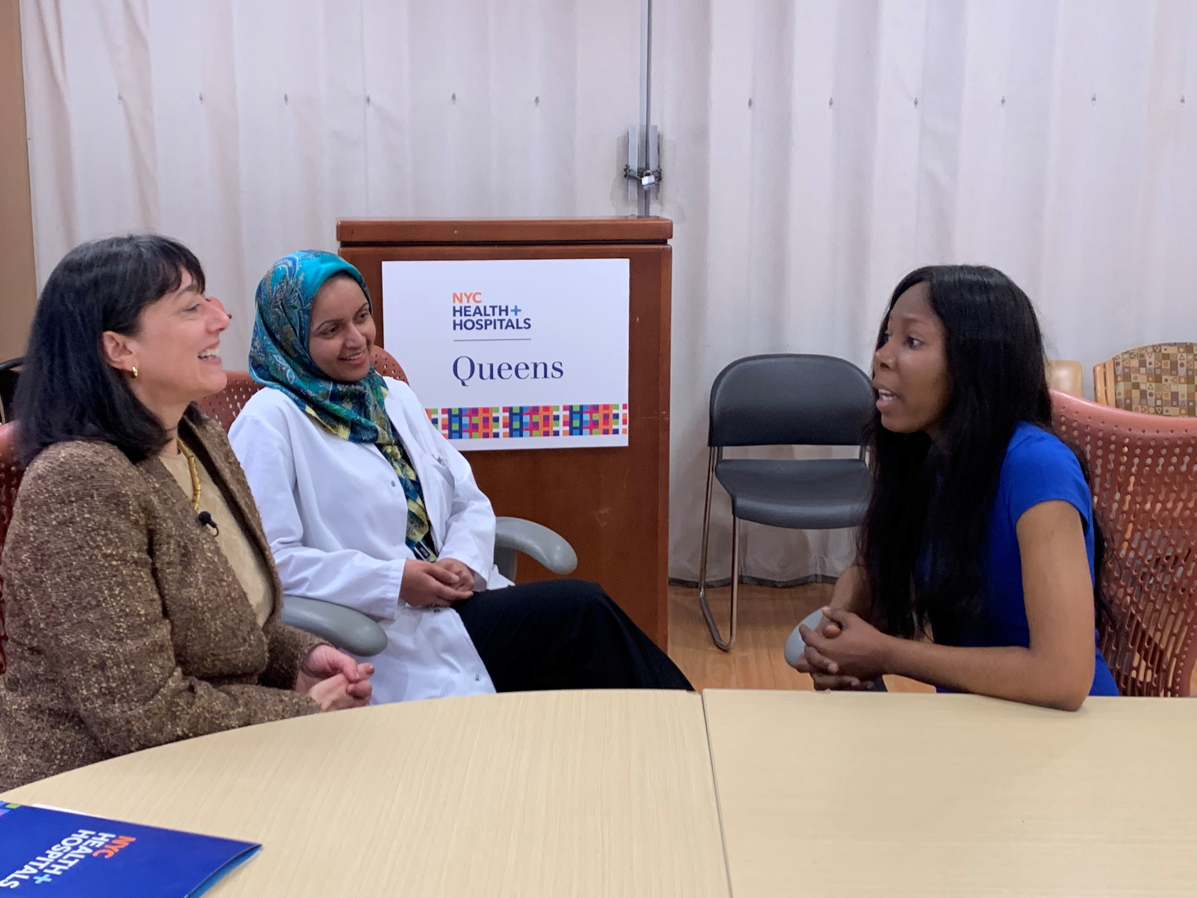 Monica Bertagnolli, MD, FACS, FASCO, Tayyaba Bashir, MD, and Tresia Clarke