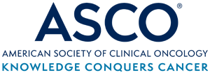 ASCO ® American Society of Clinical Oncology; Knowledge Conquers Cancer