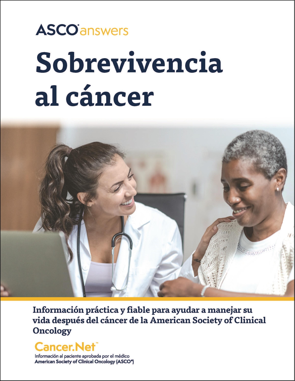 ASCO Answers Sobrevivencia al cáncer