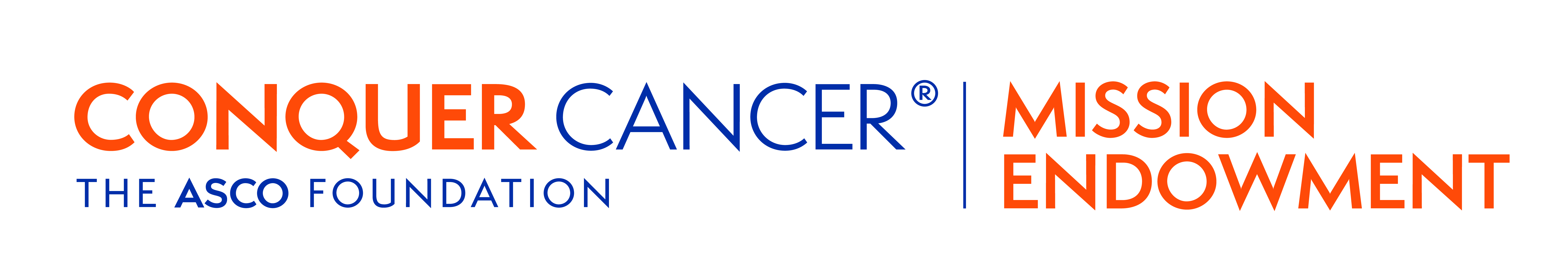 Conquer Cancer ™ The ASCO Foundation: Mission Endowment
