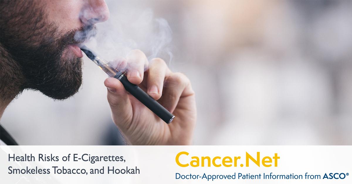 Health Risks of E-cigarettes, Smokeless Tobacco, and