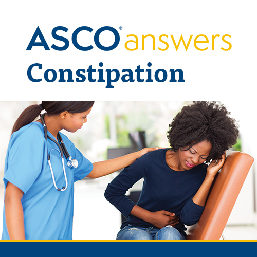 ASCO answers; Constipation
