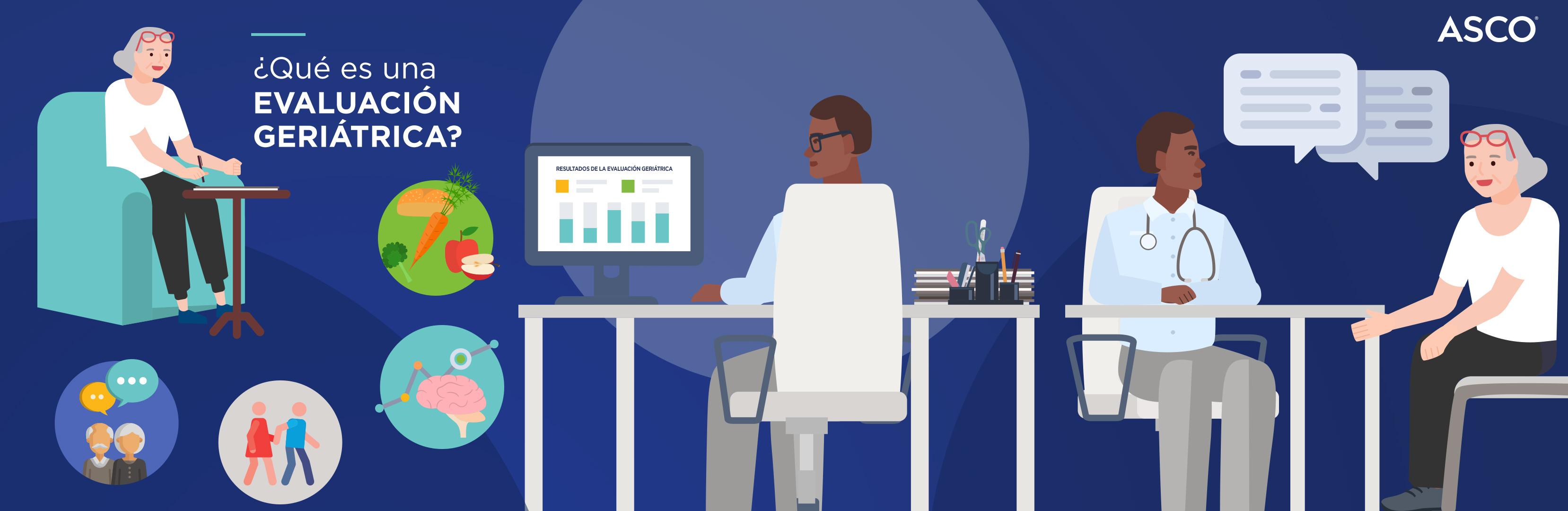 ¿Qué es una evaluación geriátrica? ASCO ®
