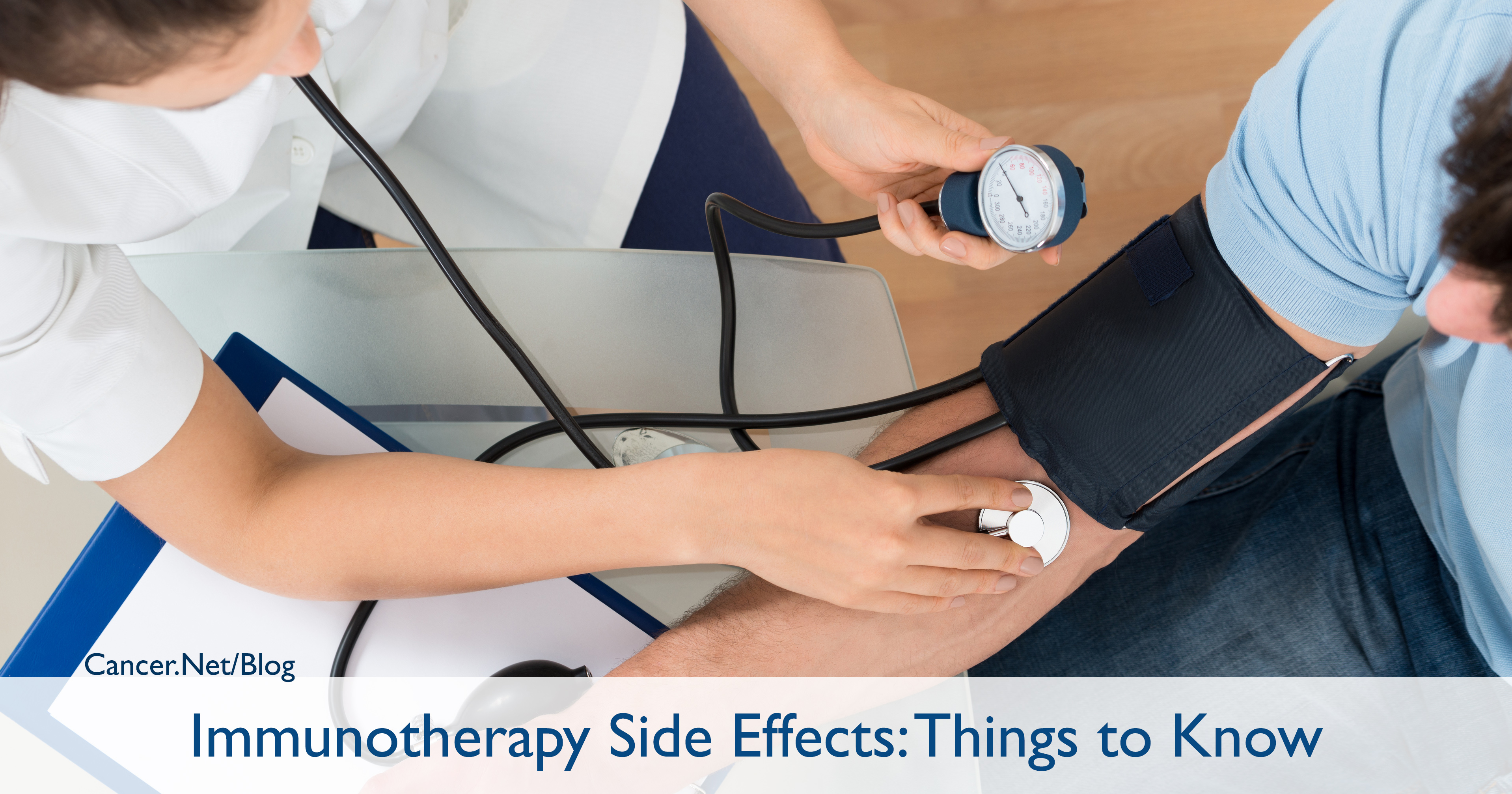 what you need to know about immunotherapy side effects cancer net