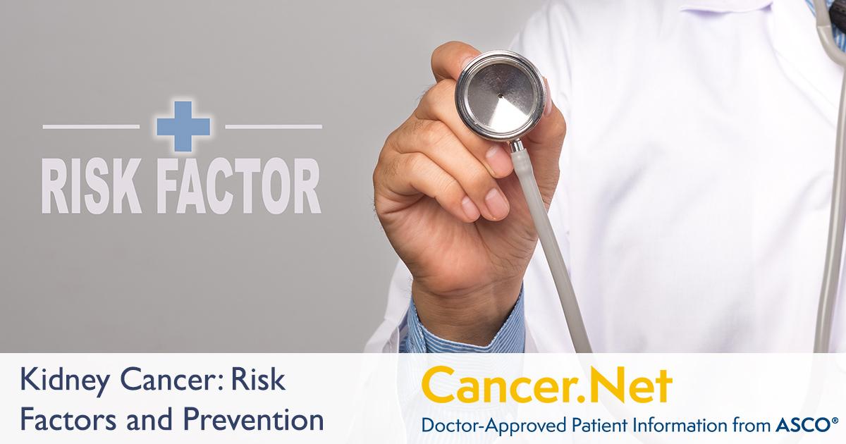 Kidney Cancer Risk Factors And Prevention Cancer