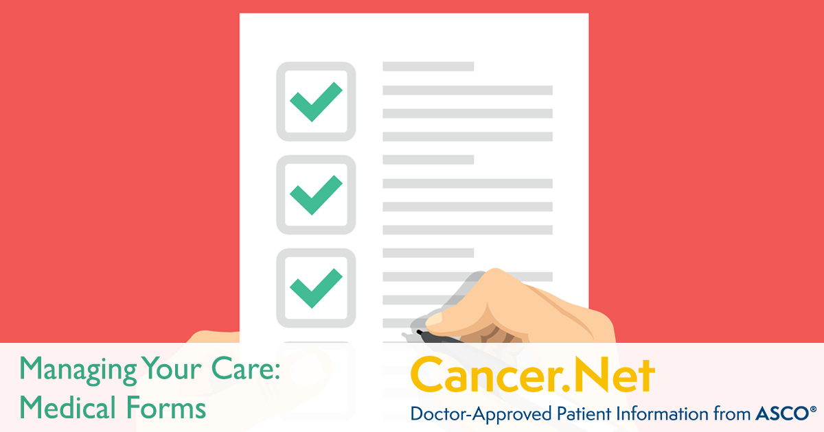 Medical forms cancer thecheapjerseys Image collections