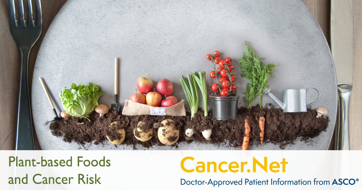 Food And Cancer Risk Cancer Net