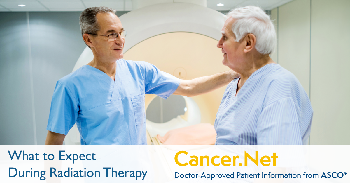 What to Expect When Having Radiation Therapy | Cancer Net
