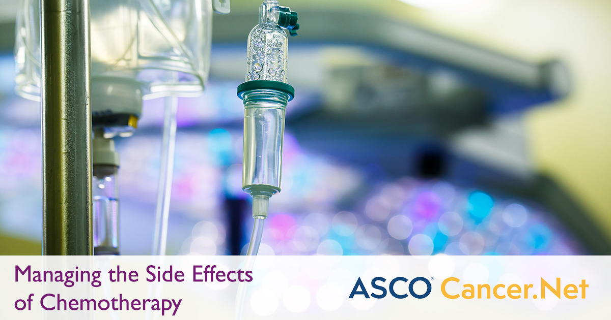 Side Effects Of Chemotherapy Cancer Net