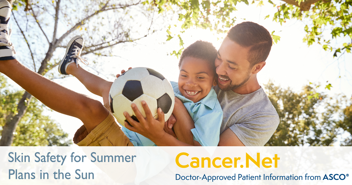 10 Tips for Protecting Your Skin from the Sun | Cancer Net