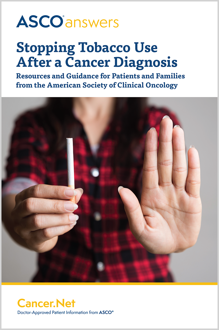 Stopping Tobacco Use After a Cancer Diagnosis | Cancer Net