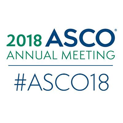 2018 ASCO Annual Meeting; #ASCO18