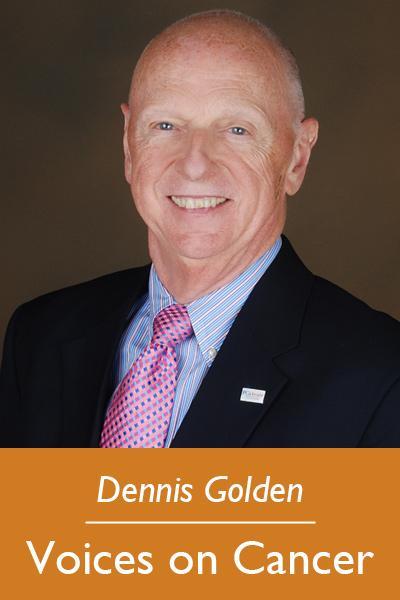 Dennis Golden   Voices on Cancer