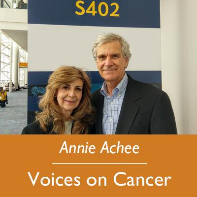 Annie Achee, Voices on Cancer