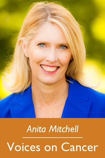Anitia Mitchell Voices on Cancer