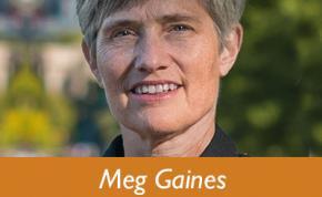 Meg Gaines; Voices on Cancer