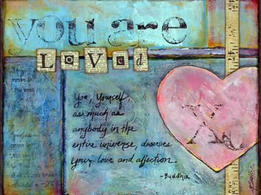 You Are Loved, by Jenifer J. Beltz