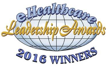 eHealthcare Leadership Awards 2016 Winner