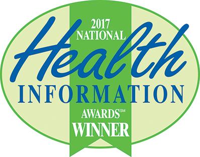 2017 National Health Information Awards Winner