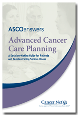 Advanced Cancer Care Planning Cover