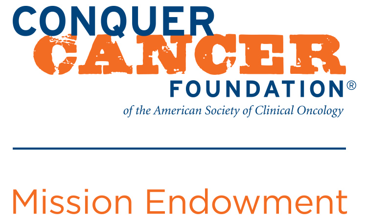 Conquer Cancer Foundation Mission Endowment logo