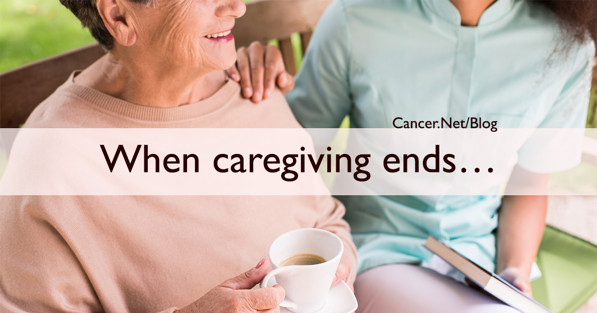 now what  10 ways to adjust to life after caregiving