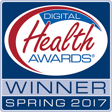 Digital Health Awards ® Winner: Spring 2017