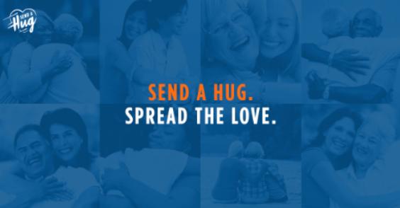 Share Your Love Send A Hug Cancernet
