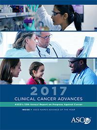 2017 Clinical Cancer Advances