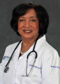 Edith Mitchell, MD, FACP