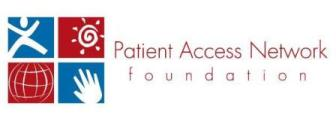 Patient Access Network Foundation logo
